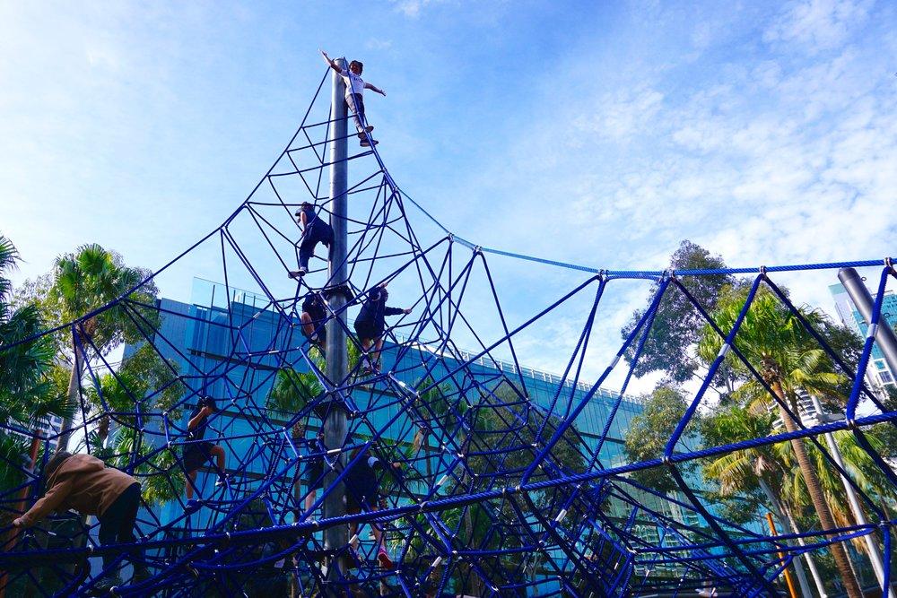 5/Darling Harbour Children's Playground