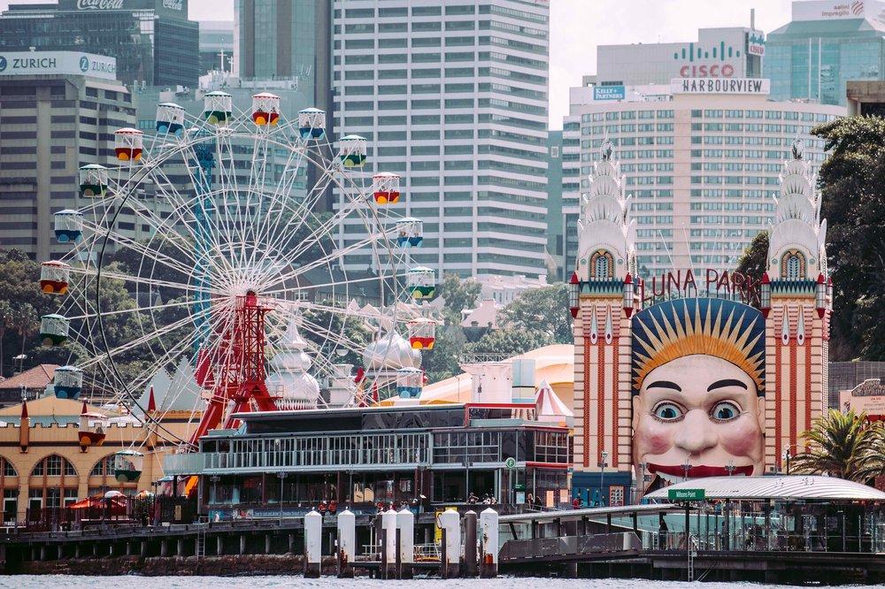 9/Luna Park