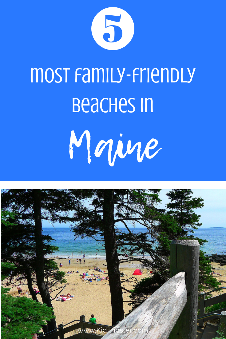 Best family-friendly beaches in Maine