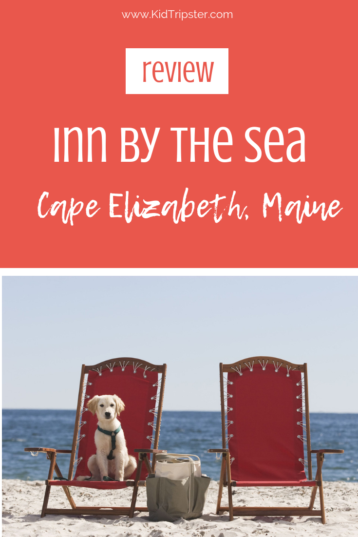 Family vacation at Inn by the Sea in Maine