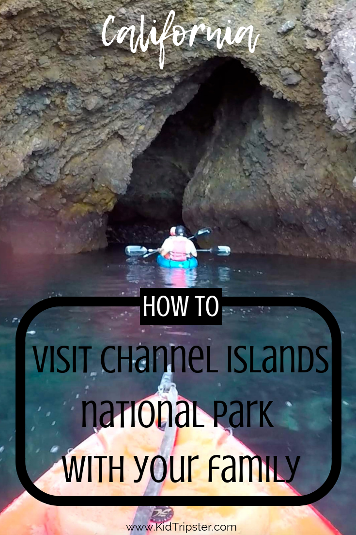 Family vacation to Channel Islands National Park, California