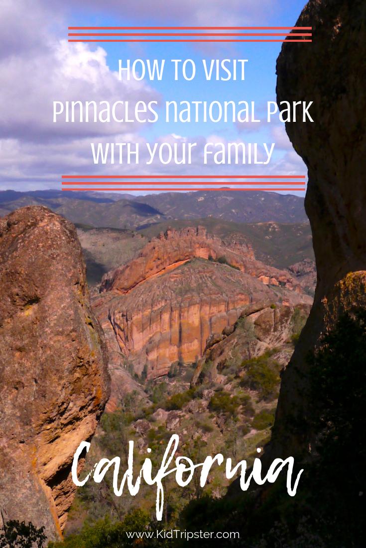Family vacation to Pinnacles National Park, California