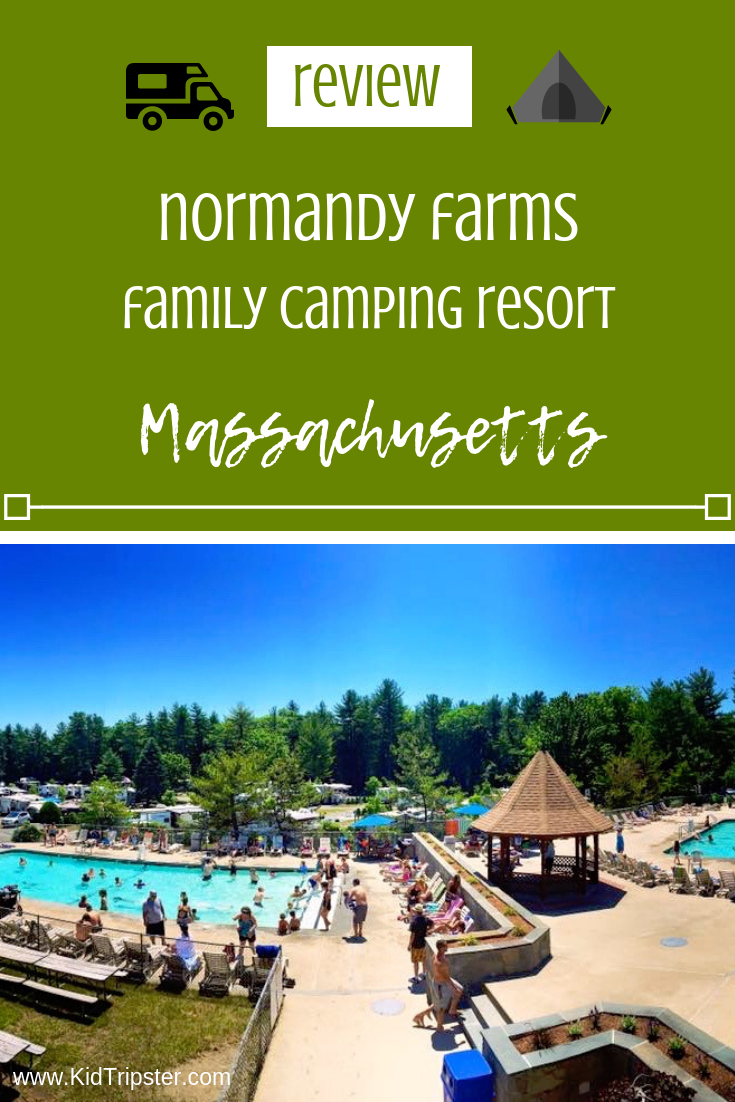family vacation to normandy farms, massachusetts