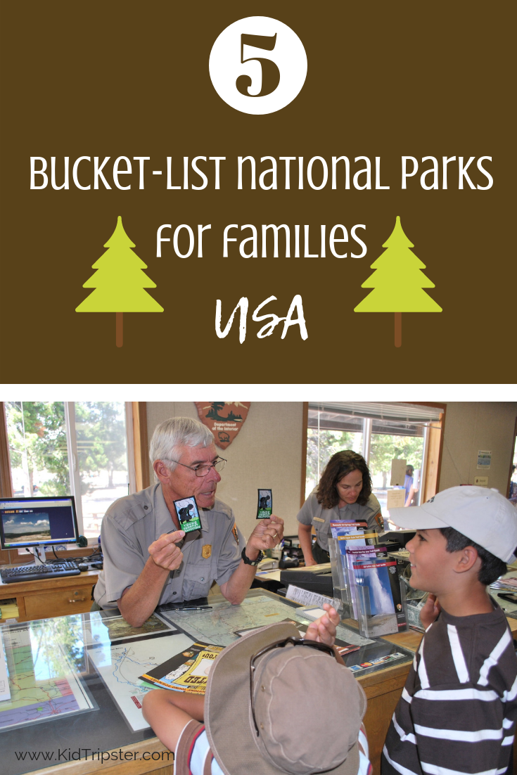 Bucket-list national parks