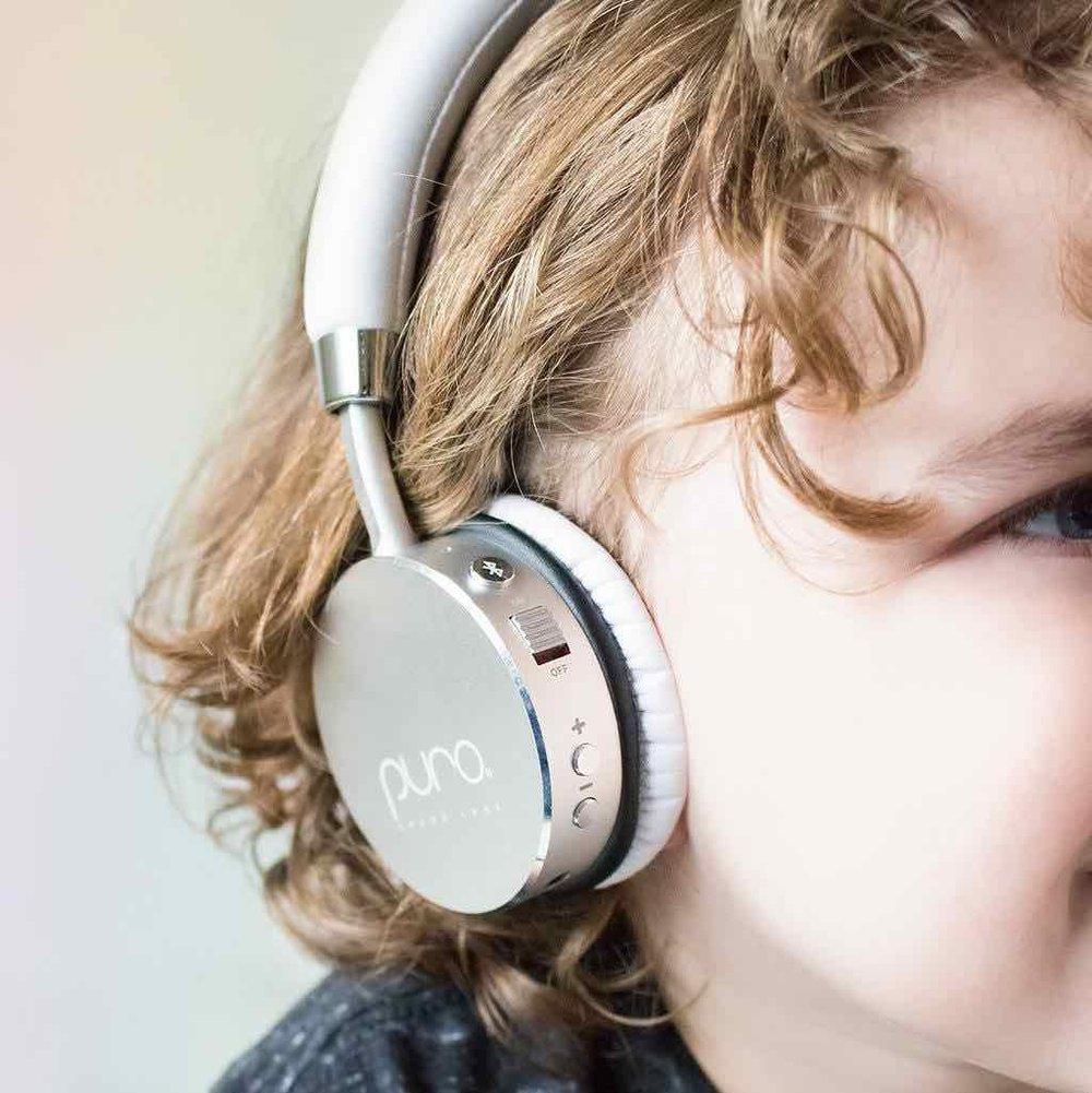 Puro Sound Labs BT2200 Volume-Limited Kids' Bluetooth Headphones