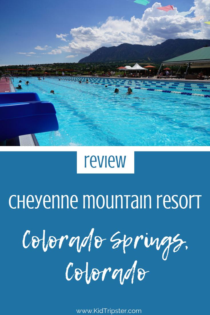 Cheyenne Mountain Resort Colorado