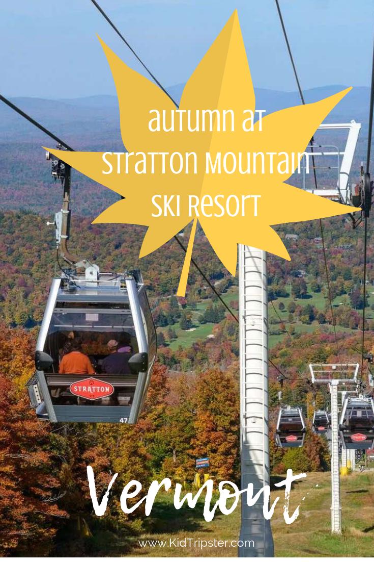 Stratton Mountain Ski Resort Vermont