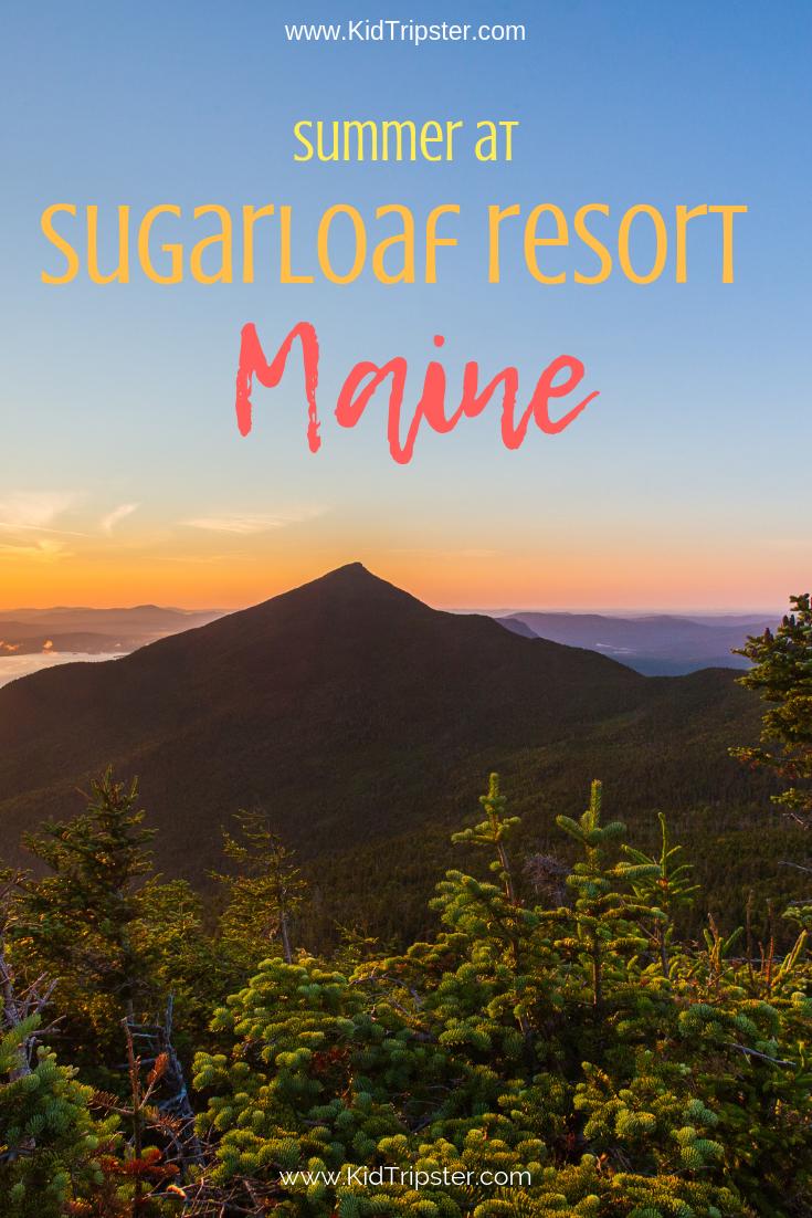 Sugarloaf Resort Maine