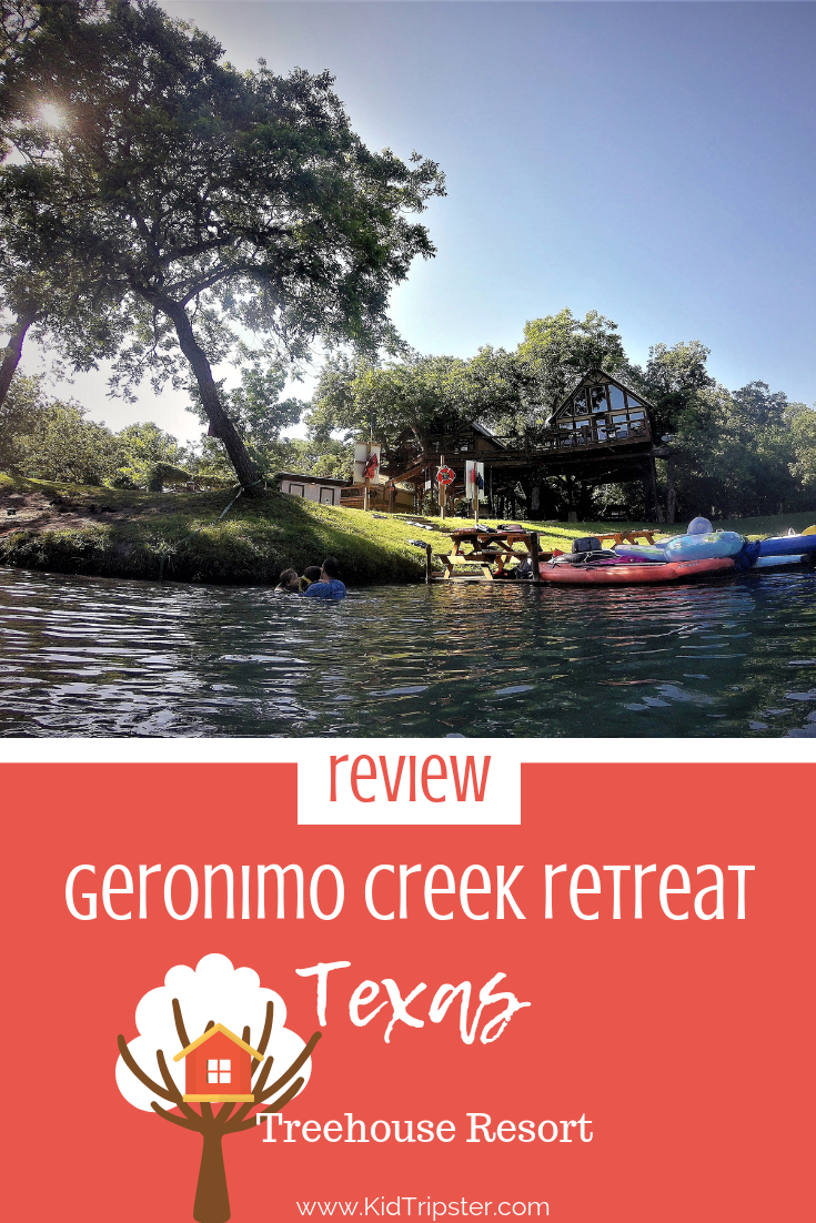 Geronimo River Houses New Braunfels Texas