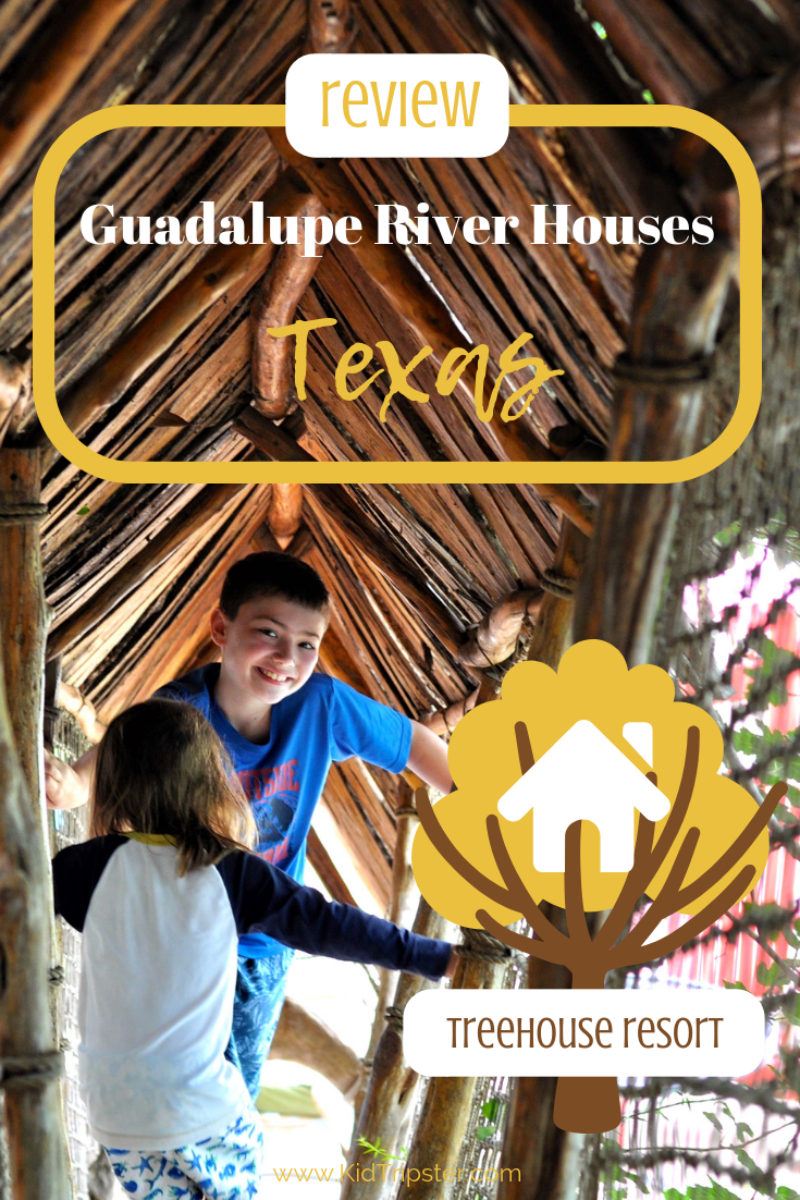 Guadalupe River Houses New Braunfels Texas