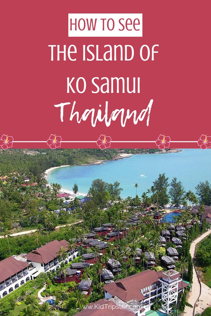 Family vacation to Ko Samui Thailand