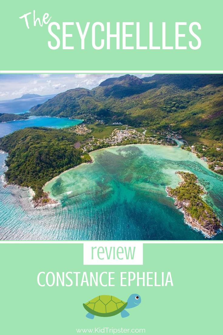 The Seychelles & Constance Ephelia Resort