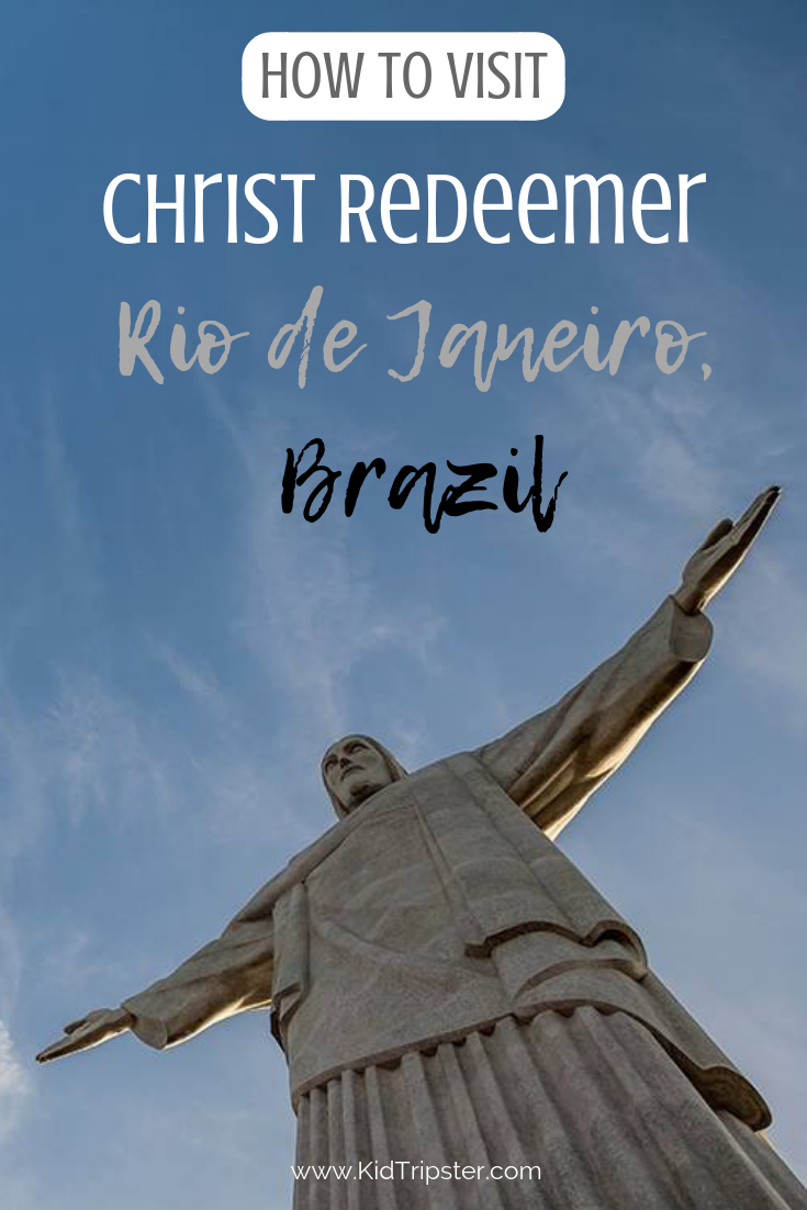 How to visit Christ Redeemer, Rio de Janeiro, Brazil