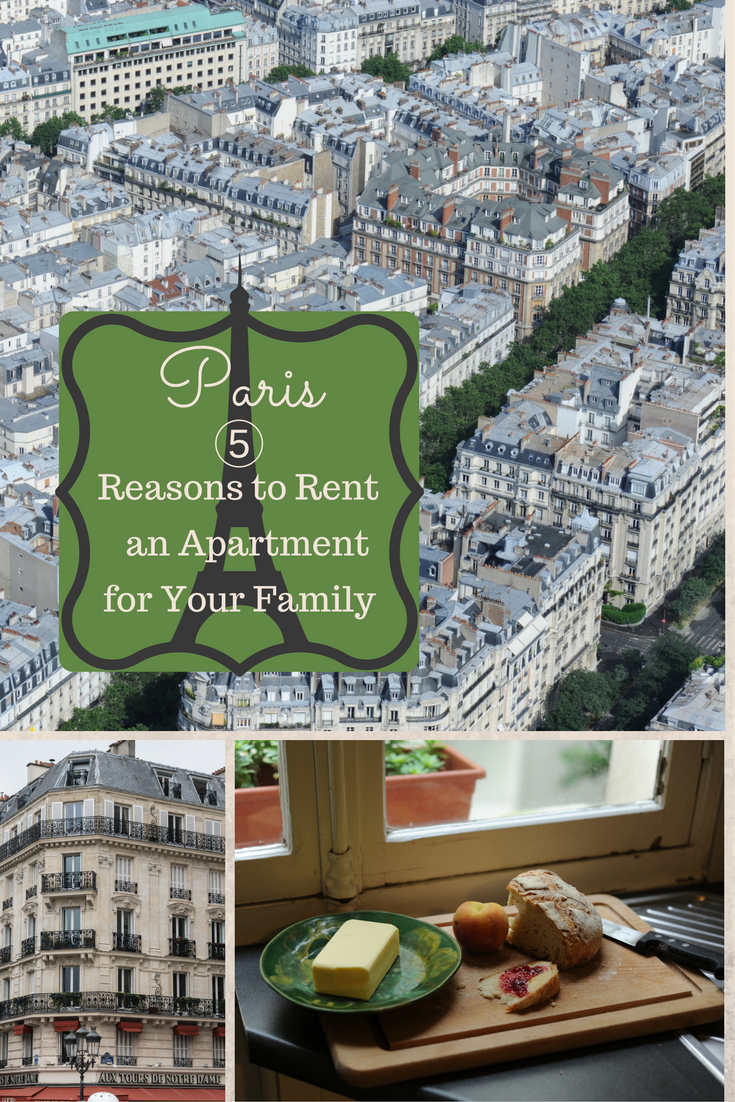 Renting an Airbnb in Paris, France