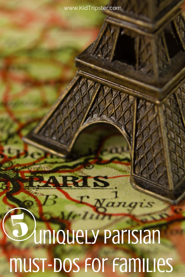 Family vacation to Paris, France