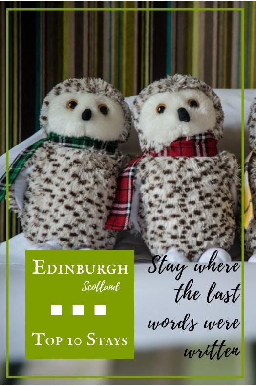 Family vacation to Edinburgh, Scotland