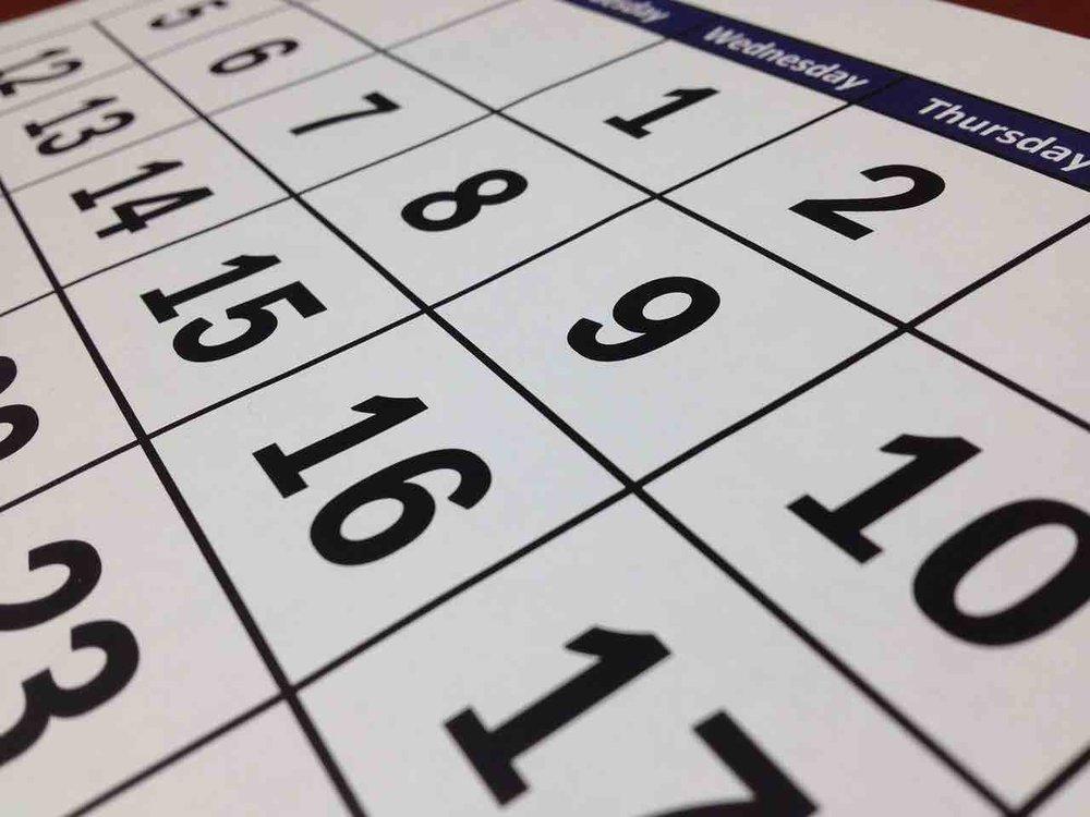 1:Plan ahead:calendar.jpg