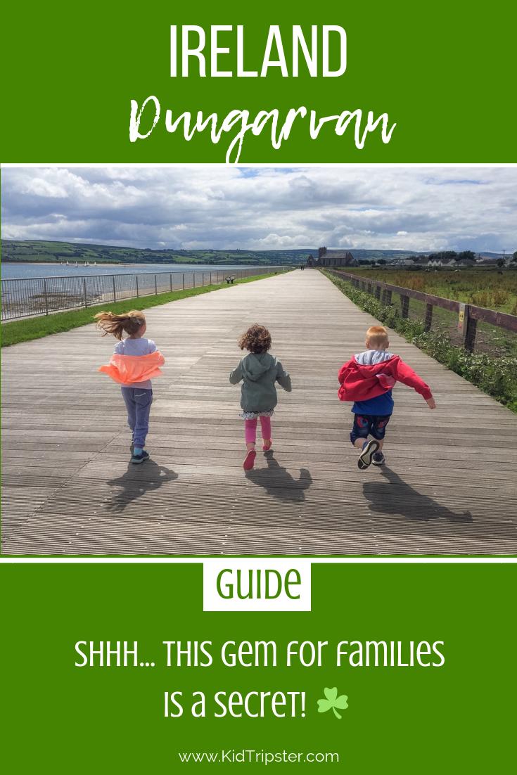 Family vacation to Dungarvan, Ireland