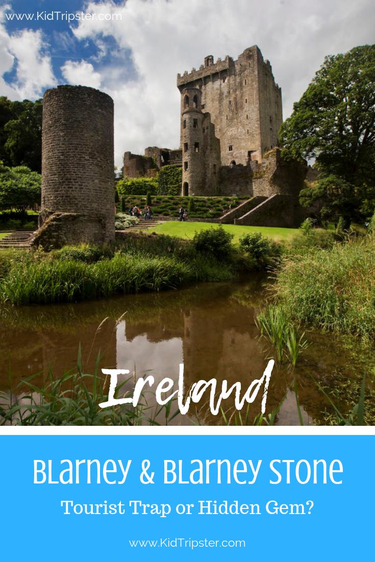 Family vacation to Blarney, Ireland