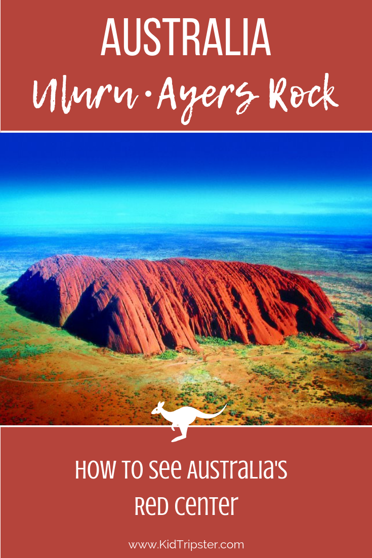 Family vacation to Australian Outback