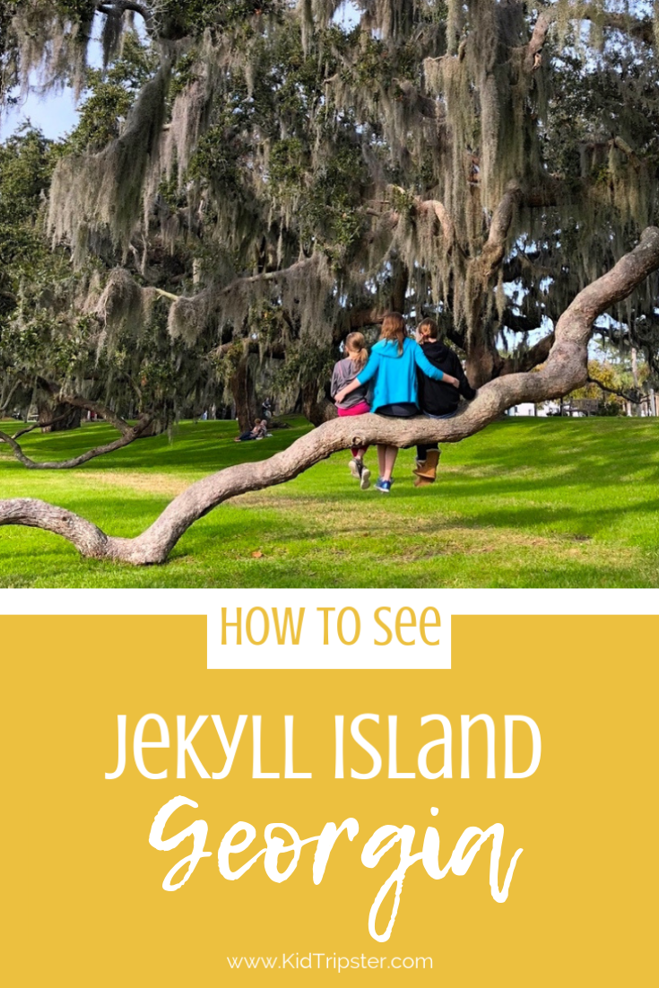 Family vacation to Jekyll Island, Georgia