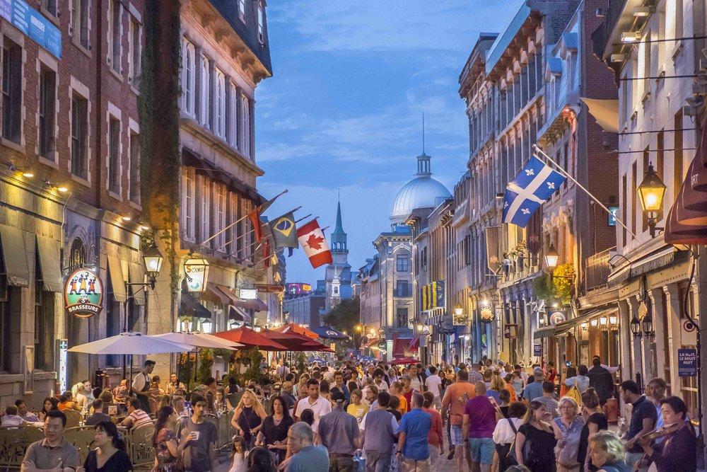 2/Vieux Montréal (Old Montreal)