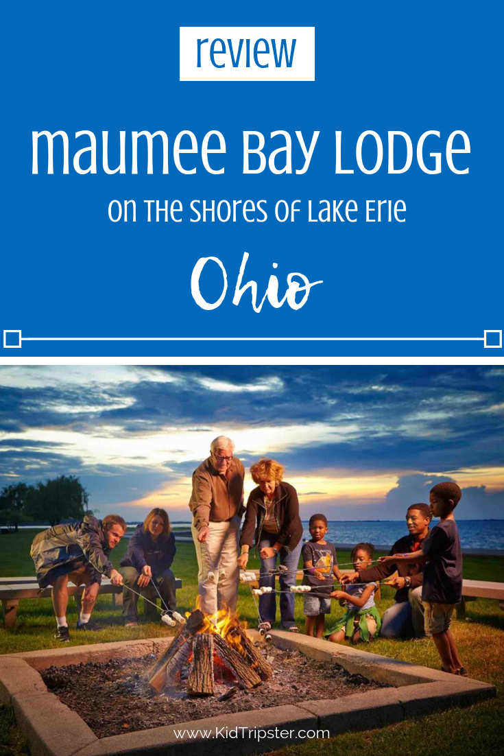 Family vacation to Maumee Bay Lodge, Ohio