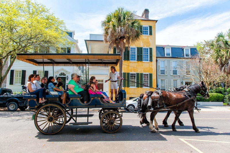 5/Carriage ride