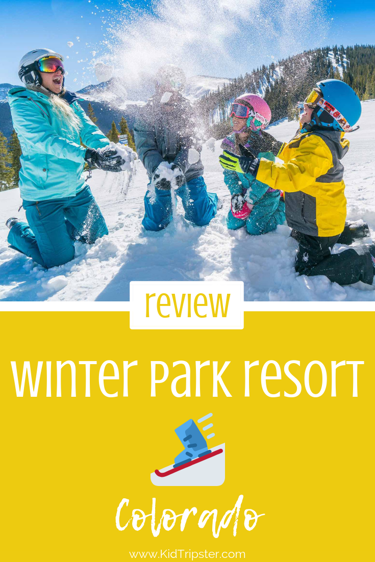 Winter Park for families