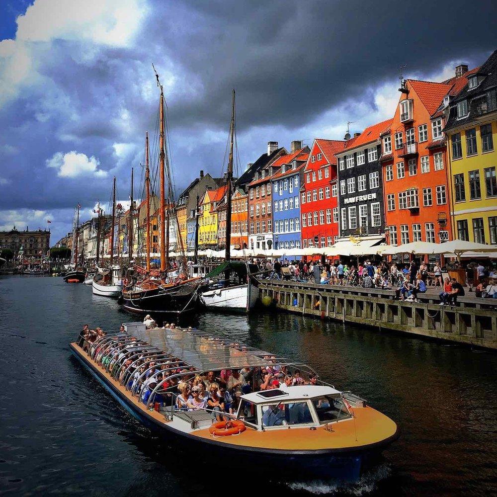 Where to stay in Europe Copenhagen