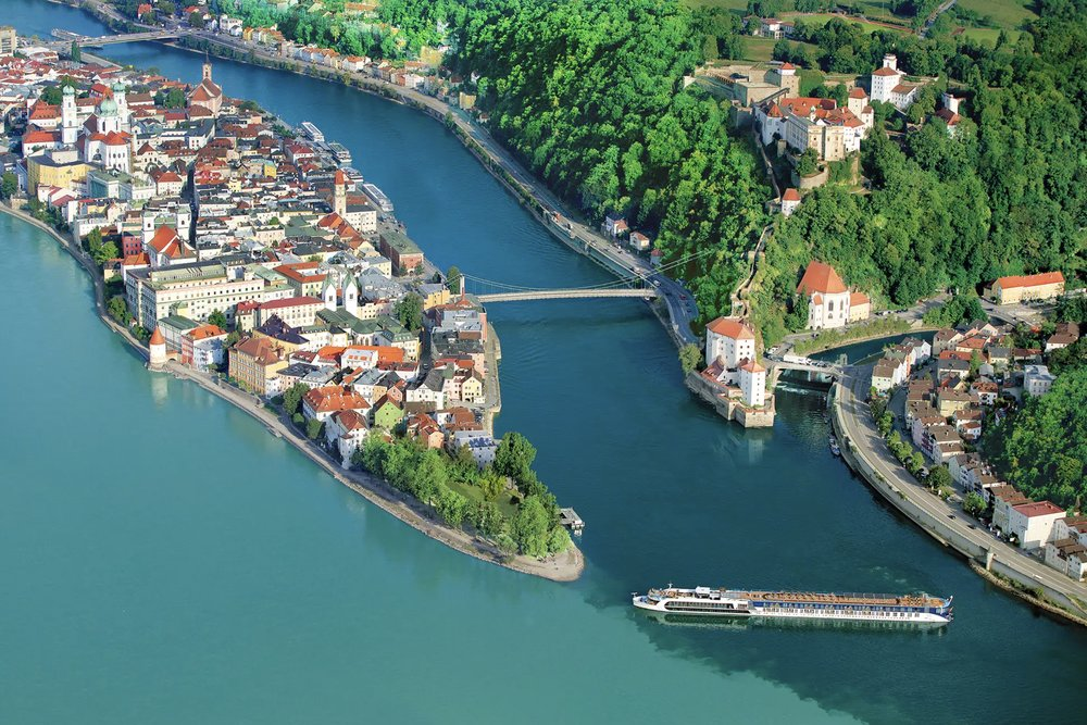 River cruise in Europe with AmaWaterways