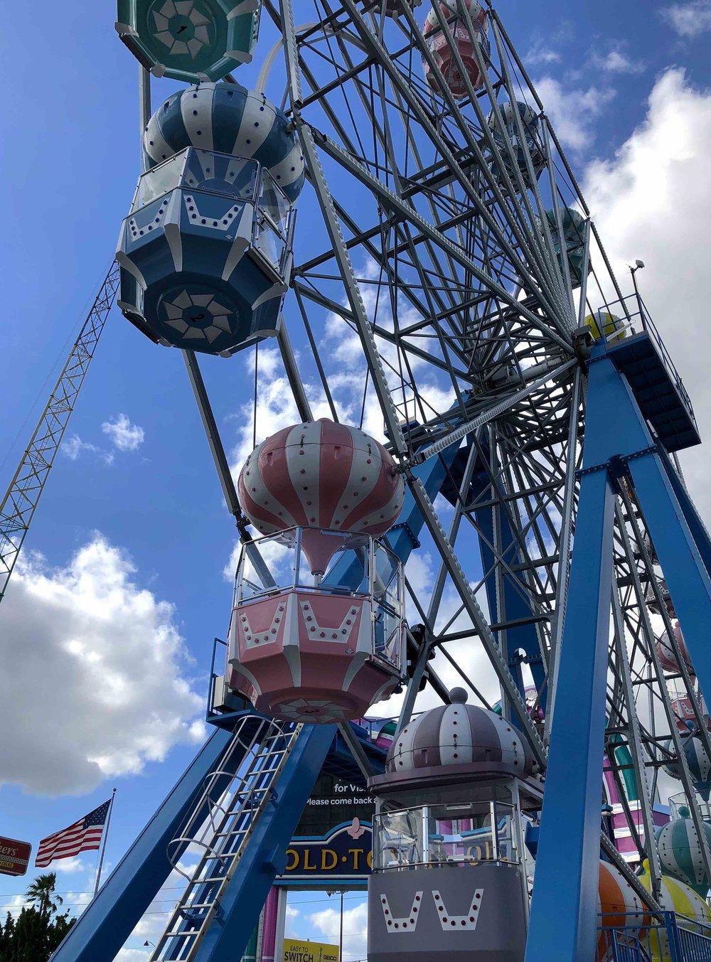 Ferris wheel, Old Town Kissimmee