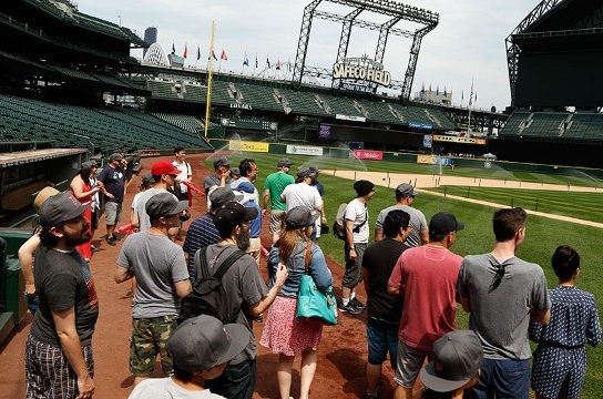 3/Safeco Field Tour