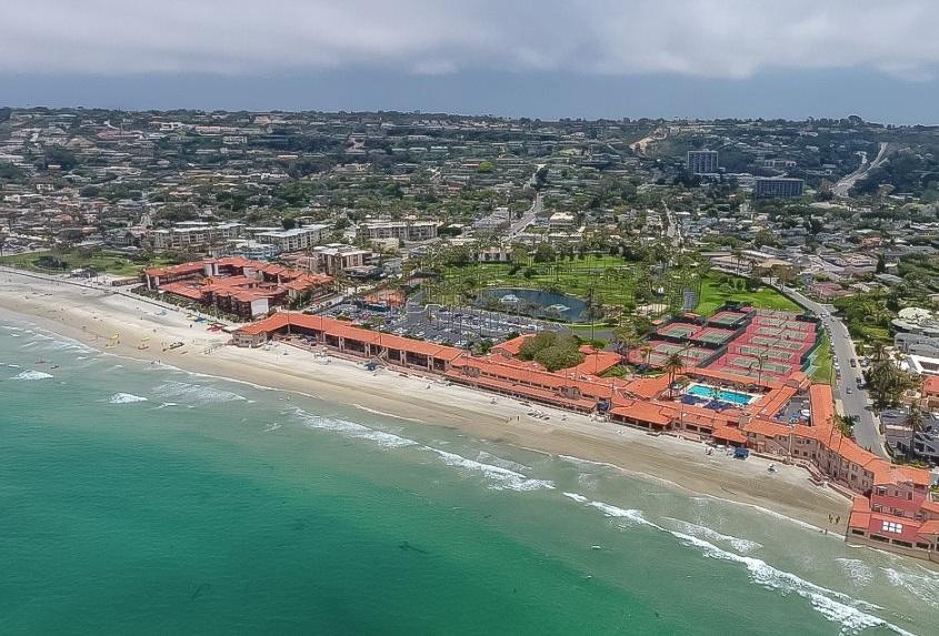 1/La Jolla Beach & Tennis Club