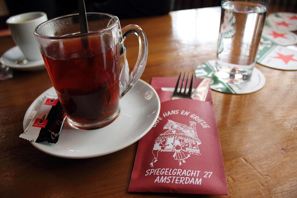 Cafe Hans En Grietje (Hansel & Gretel), Amsterdam