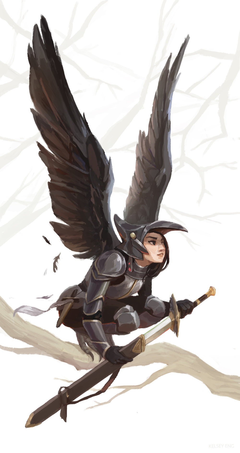 Crow Knight
