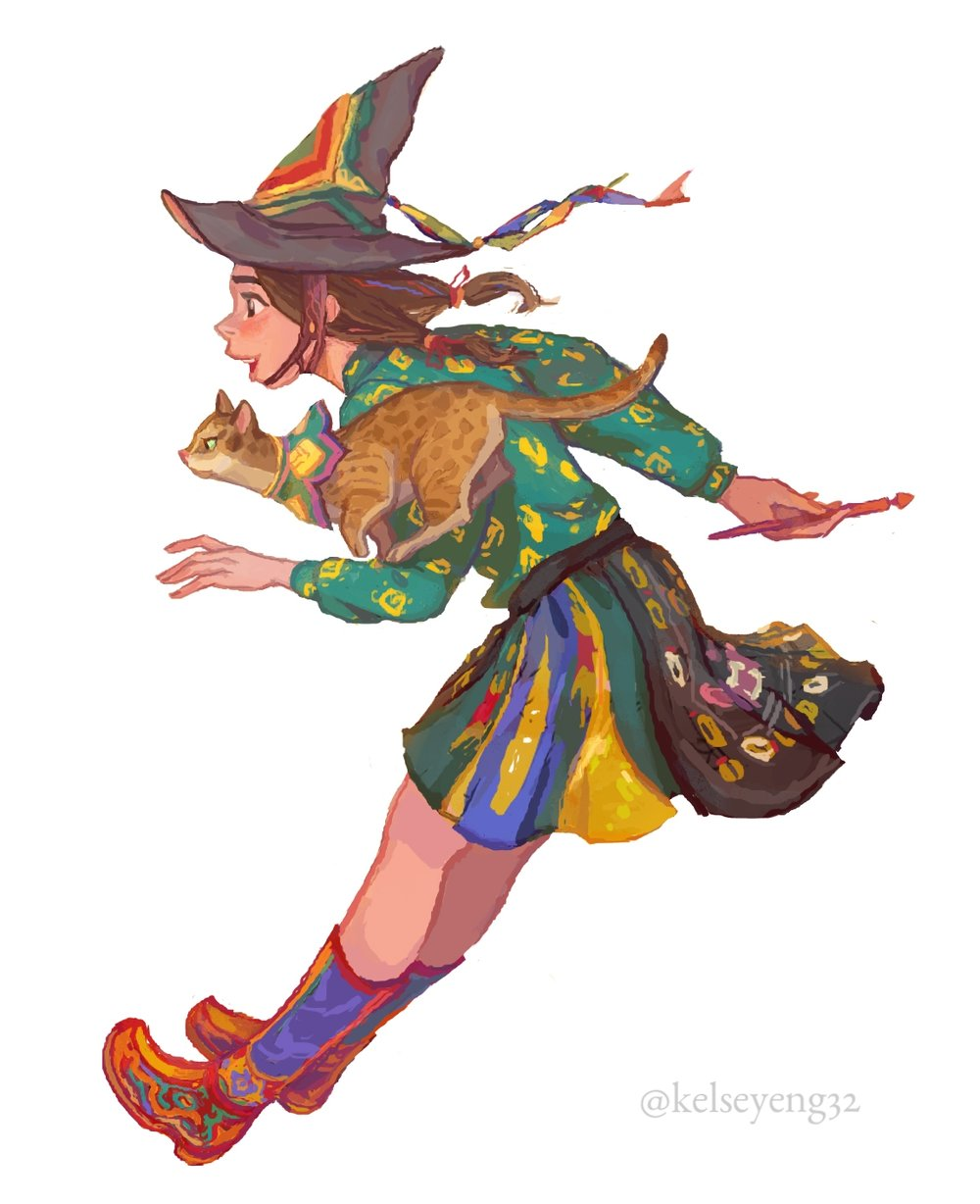 Witchy from Bhutan #1