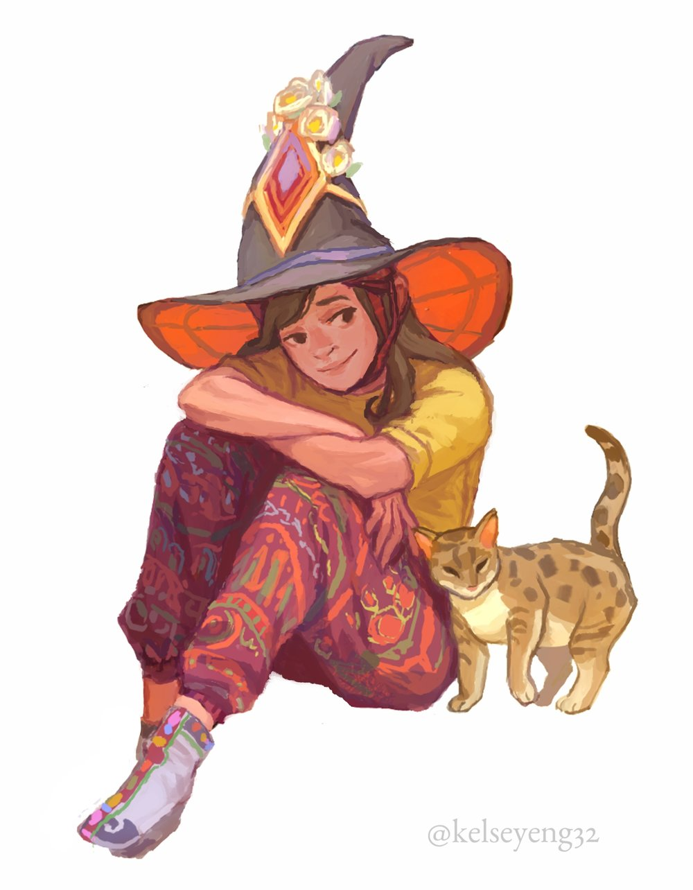 Witchy From Bhutan #2