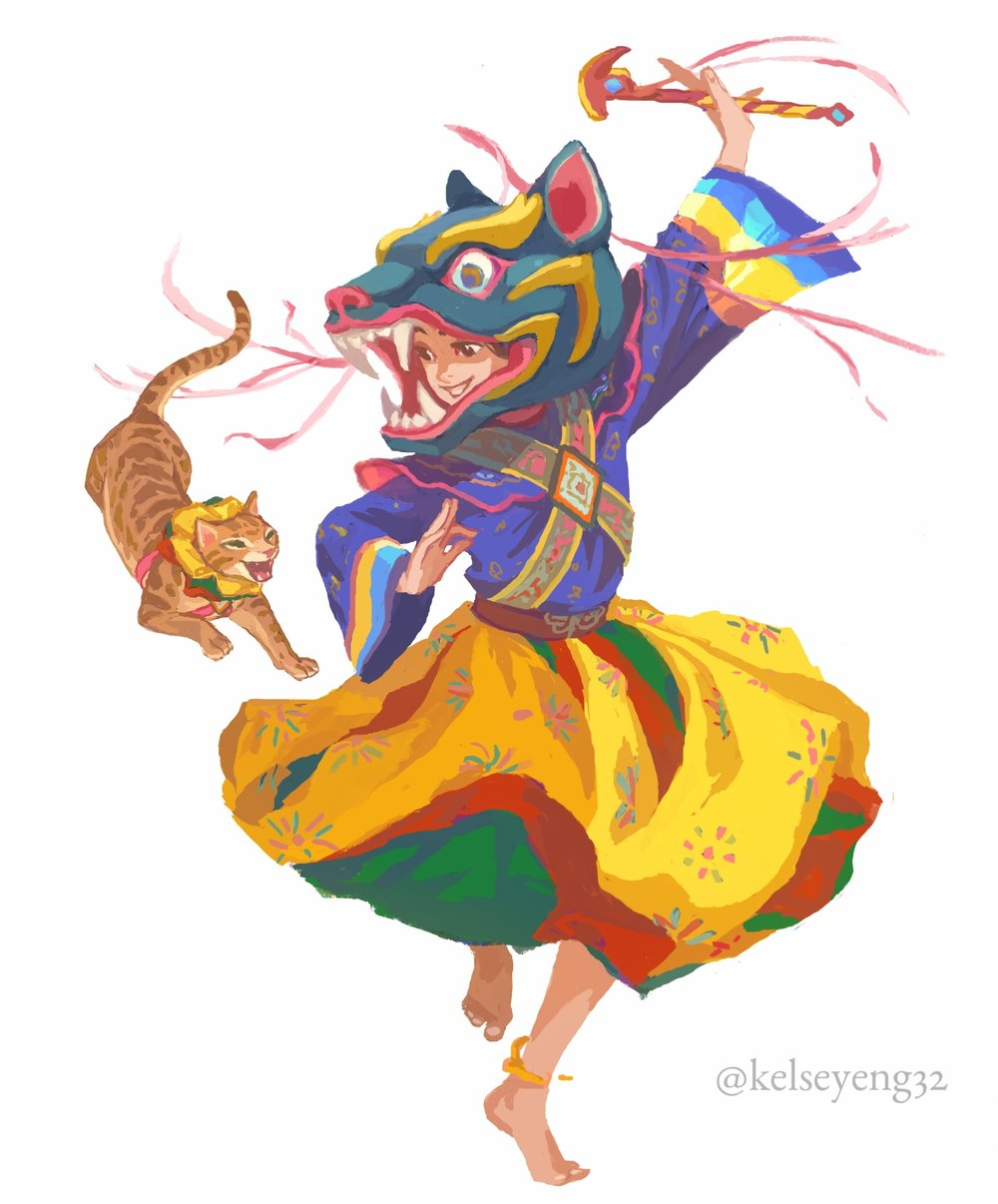 Witchy from Bhutan #3