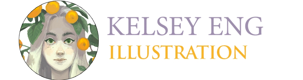 Kelsey Eng Illustration