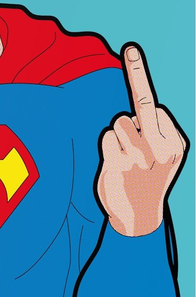 """Super Finger"" by Gregoire ""Leon"" Guillemin"