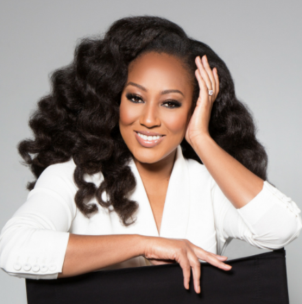 Tiyana Robinson, CEO of Tiyana Robinson Beauty