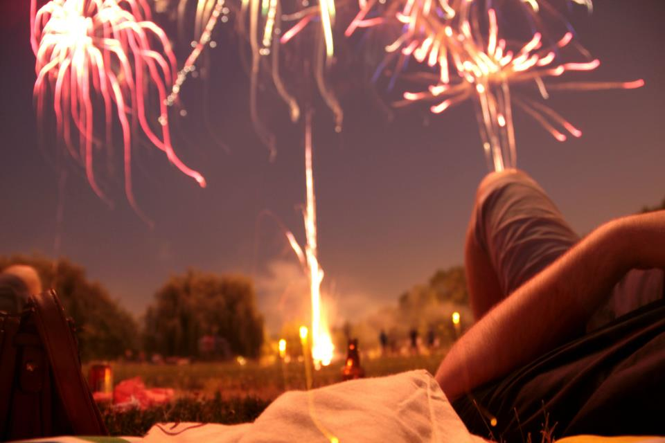 Winnemac Park, Chicago, July 4th 2012 (Photo by Allen Dayag)