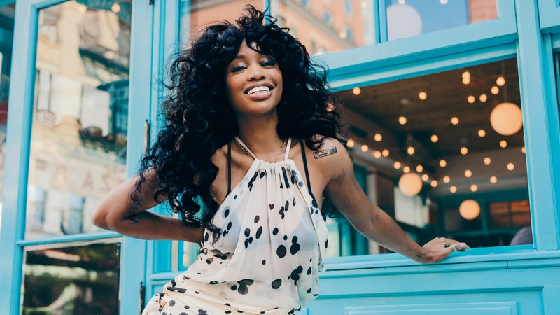 SZA. Photo by Bryan Derballa for Rolling Stone