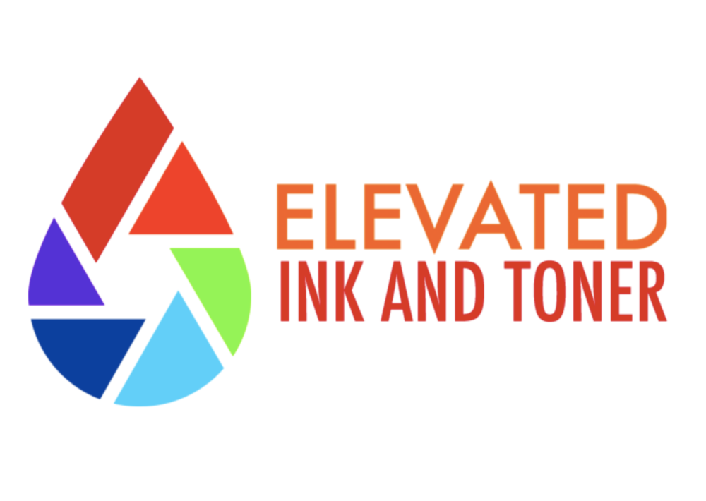 Elevated Ink and Toner Logo