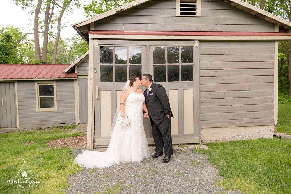 Pat's Barn Wedding -  Rensselaer - Amy and Eric - Kristen Renee Photography_0005.jpg