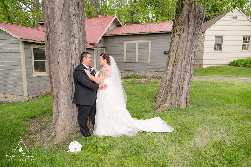 Pat's Barn Wedding -  Rensselaer - Amy and Eric - Kristen Renee Photography_0007.jpg