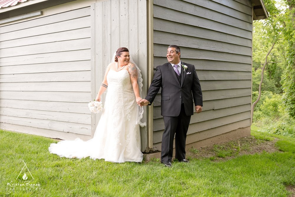 Pat's Barn Wedding -  Rensselaer - Amy and Eric - Kristen Renee Photography_0009.jpg