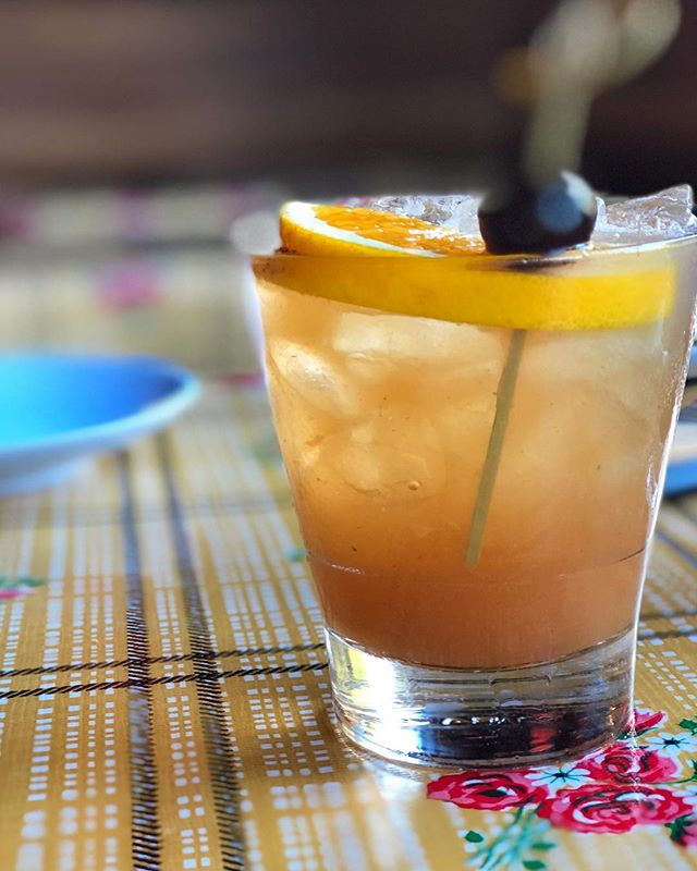 Tamarind Whiskey Sour kind of night. #whiskeysodalounge