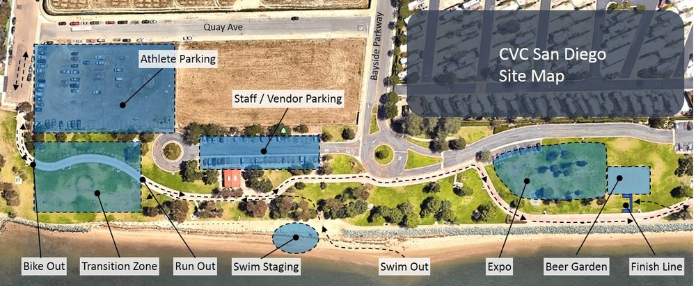 cvc site map